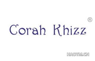 CORAH KHIZZ