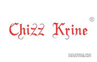 CHIZZ KRINE