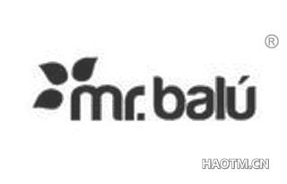 MR BALU