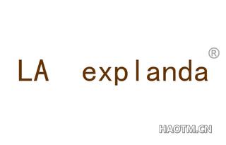 LA EXPLANDA