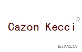CAZON KECCI