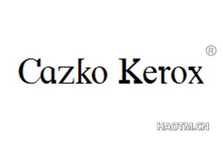 CAZKO KEROX