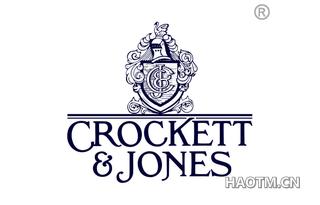 CROCKETT JONES