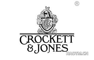 CROCKETT JONES C J