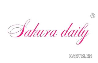 SAKURA DAILY