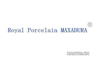 ROYAL PORCELAIN MAXADURA