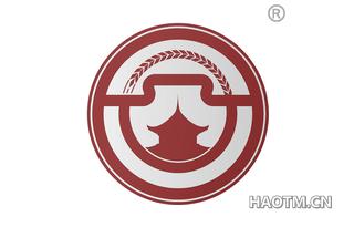 塔徽章图形