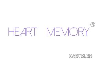 HEART MEMORY
