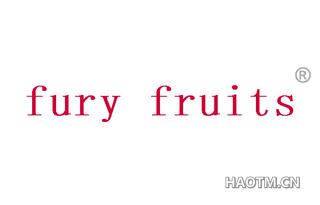 FURY FRUITS