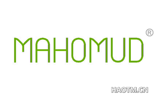 MAHOMUD
