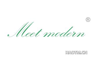 MEET MODERN