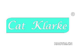 CAT KLARKE