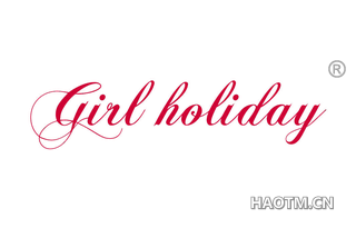 GIRL HOLIDAY