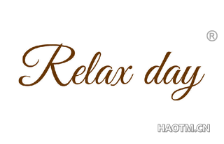 RELAX DAY
