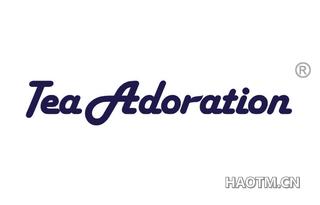 TEA ADORATION