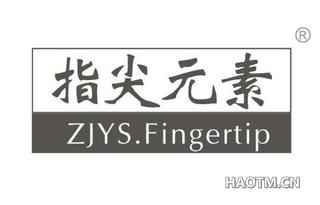 指尖元素 ZJYS FINGERTIP