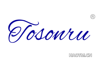 TOSONRU
