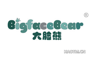 大脸熊 BIGFACEBEAR