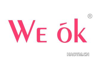 WE OK