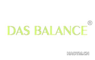 DAS BALANCE