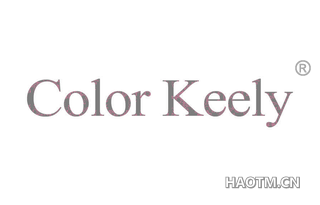 COLOR KEELY
