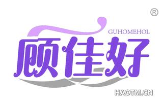 顾佳好 GUHOMEHOL