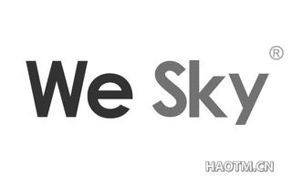 WE SKY