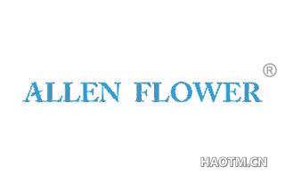 ALLEN FLOWER