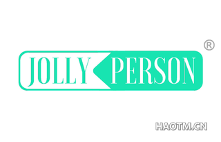 JOLLY PERSON