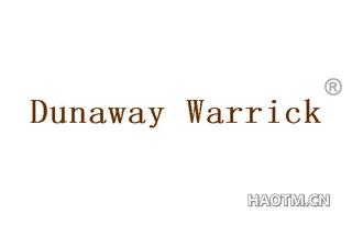 DUNAWAY WARRICK