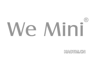 WE MINI