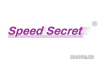 SPEED SECRET