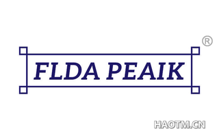 FLDA PEAIK