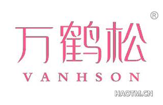 万鹤松 VANHSON