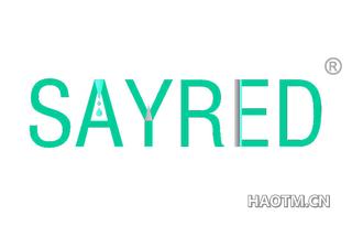 SAYRED