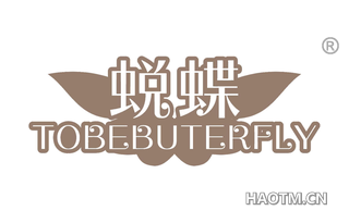 蜕蝶 TOBEBUTERFLY