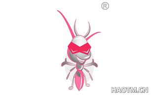炫酷蚂蚁图形