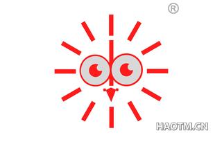 大眼钟表图形