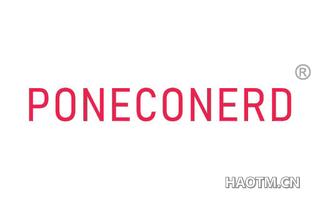 PONECONERD