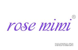 ROSE MIMI