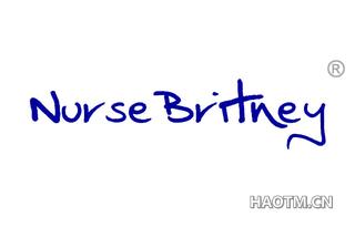 NURSE BRITNEY