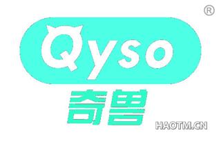奇兽 QYSO