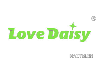 LOVE DAISY