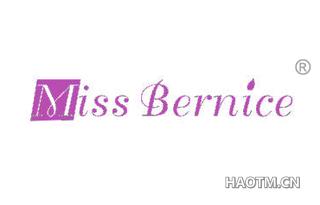 MISS BERNICE