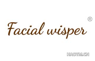 FACIAL WISPER