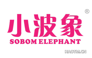小波象 SOBOM ELEPHANT