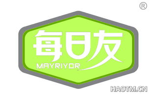 每日友 MAYRIYOR