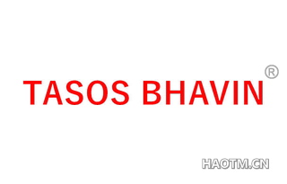TASOS BHAVIN
