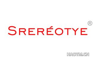 SREREOTYE