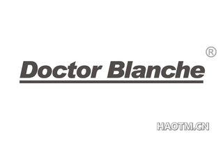 DOCTOR BLANCHE